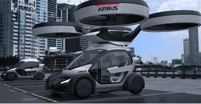 Drone Airbus Flying Hybrid Vehicle Revealed Its