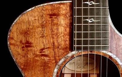 Acoustic Guitar Desktop Taylor Wallpapers Background Backgrounds
