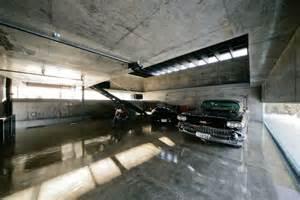 Expensive Car Garage