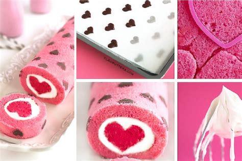 recette de canapé voici comment faire un gâteau roulé en forme de cœur