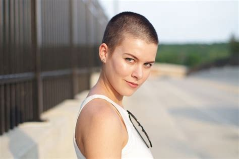 17 Best Ideas About Buzz Cuts On Pinterest