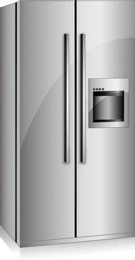 refrigerator clipart  vector