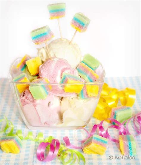 Einfaches Rezept Fuer Regenbogen Eis by Gefrorener Joghurt Als Regenbogendrops Essen