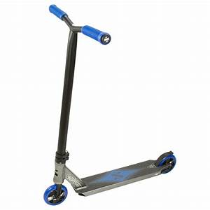 Sacrifice Flyte 100 Complete Scooter in Blue and Titanium ...