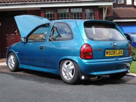 Opel Corsa Specs by 1994 Opel Corsa B Pictures Information And Specs Auto