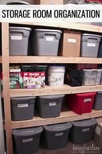 Storage, Room, Organization