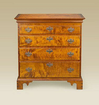 queen size bed chest  drawers highboy poster