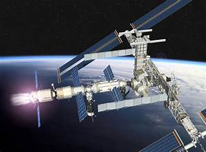 Atv  Satellites Et Iss