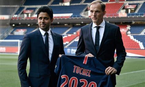 French champions PSG sack head coach Tuchel - Newspaper ...