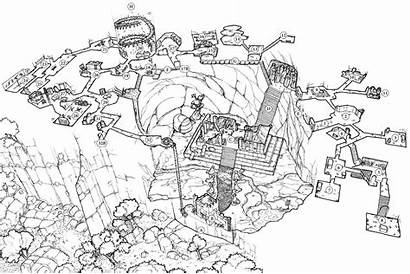 Tomb Map Rpg Timeless Dungeon Master Maps