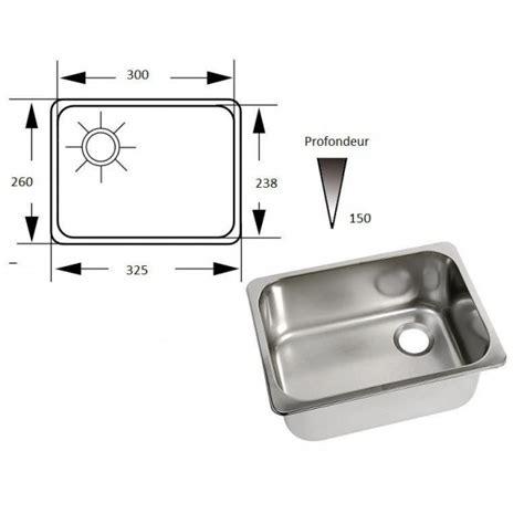 evier cuisine inox meuble de cuisine avec evier inox evier inox 2 bac