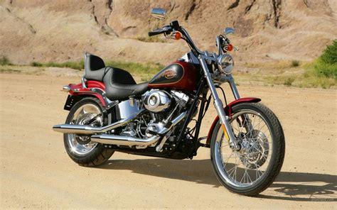 1989 harley davidson fxstc 1340 softail custom moto zombdrive