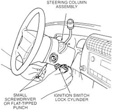 Ford Ranger Ignition Lock Needs
