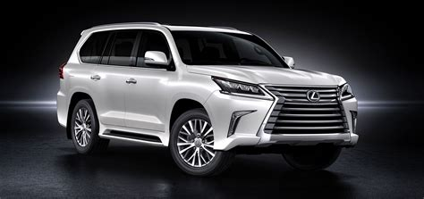 Lexus Truck by 2016 Lexus Lx 570 Review Ratings Specs Prices And