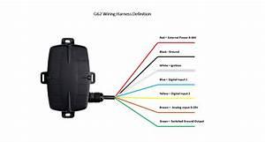 G62 Lorawan U00ae Wiring Harness Diagram   Digital Matter Support