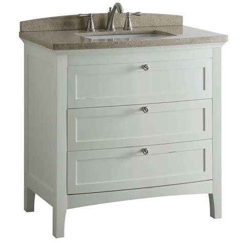 allen roth vanity cabinets shop allen roth norbury white undermount single sink