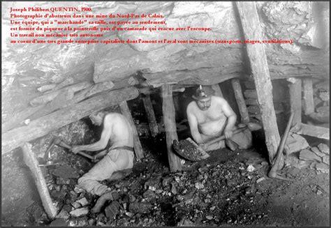 les soutiers de l industrialisation les mineurs
