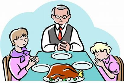 Before Prayer Clipart Prayers Eat Meals Meal