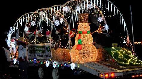 lighted christmas parade ideas lights parades holidays modesto area communities ready to illuminate the season the modesto bee