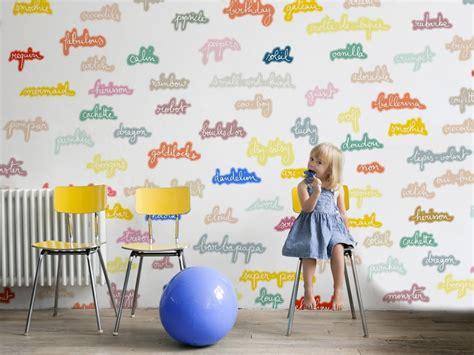 papier peint poster d co chambre fille papier peint