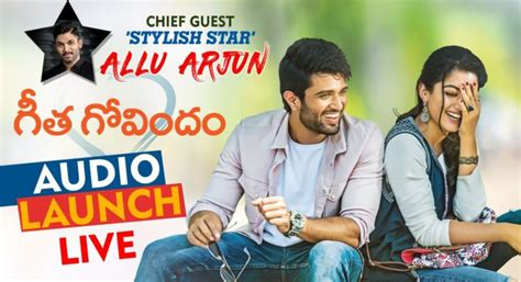 Geetha Govindam Audio Songs Review