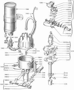 Ford 9n Wiring Diagram For Distributor