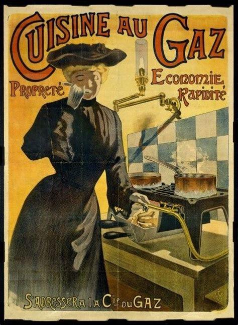 cuisine au gaz 17 meilleures images à propos de affiches diverses sur publicité vintage et français