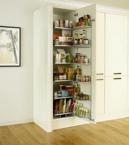 Full Height Pull & Swing Larder   Kitchen Storage