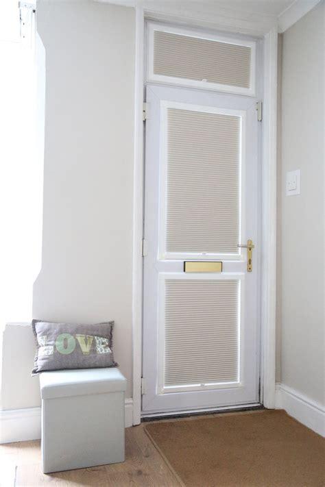 exterior door with blinds front door blinds web blinds