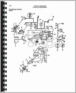 Images About Allis Chalmers Tractor Parts Diagram