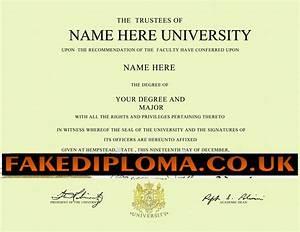 superior fake diploma fake degrees With fake university degrees templates
