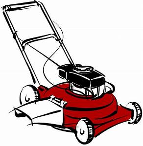 Lawn Mower Clipart - Clipartion.com