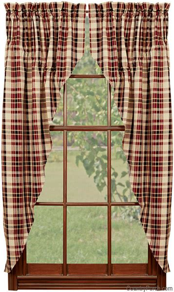 country curtains sturbridge plaid object moved