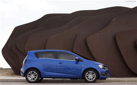 Chevrolet Aveo 2018 Widescreen Exotic Car Image 04 Of 38