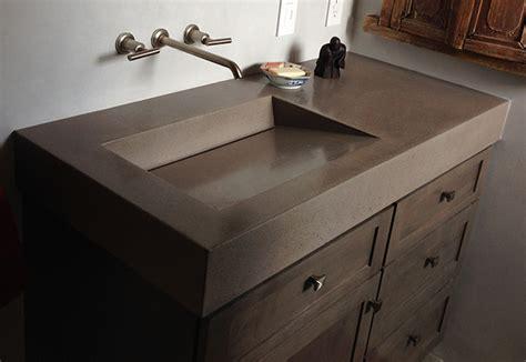 Incline Trough Sink-ramp Style Custom Residential
