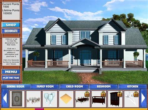 Home Design Games For Pc : Virtual House Designing Games