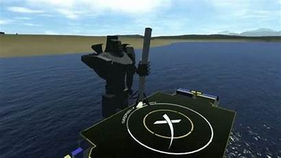 Space Barge Spacex Propulsion Landing Engineer Fixes