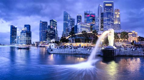 Sights And Scenes Of Beautiful Singapore Hd Wallpaper 34