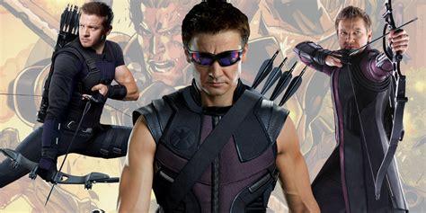 Theory Why Jeremy Renner Hawkeye Ronin Avengers