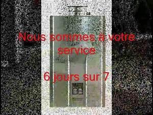 Detartrage Chauffe Eau : d tartrage chauffe eau paris youtube ~ Melissatoandfro.com Idées de Décoration