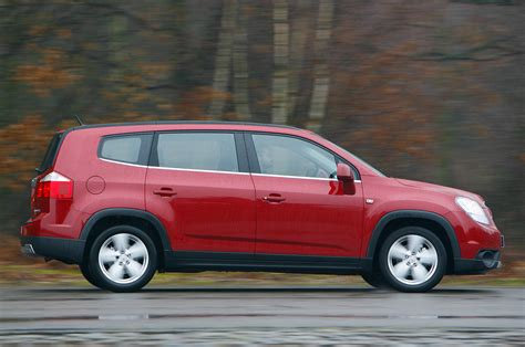 Review Chevrolet Orlando The Truth About Cars  Autos Post