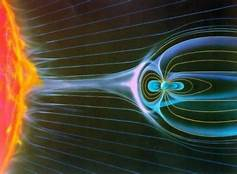 Solar Wind Forecast - A Dense Wave of Solar Wind Crashed Against Earth's Magnetic Field Th?id=OIP