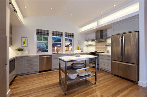 wood flooring in kitchens lakepointe contemporary kitchen other metro by 1576