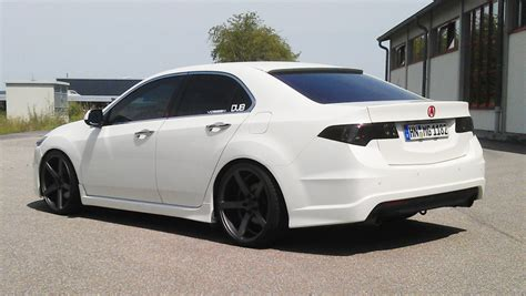 Mischa's Acura Tsx Conversion In Germany  Acura Connected