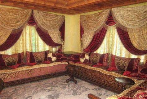 rideaux marocains pour salon marocain