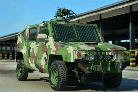 Malaysian Army To Buy 44 Gk-m1 Rapid Rover 4×4 Vehicles