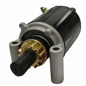 John Deere Remanufactured Starter Assembly
