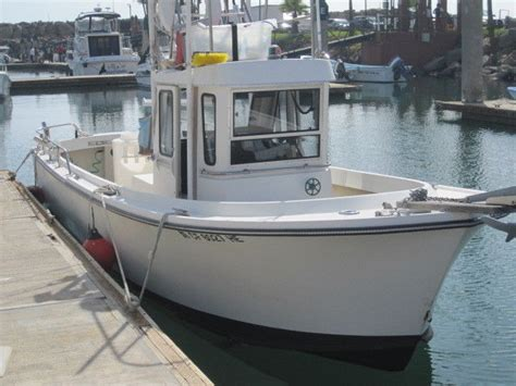 Types Of Pilot House Boats by Shamrock Commercial Pilothouse 1986 For Sale For 19 500