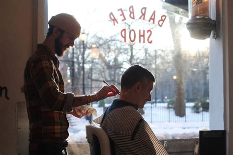 places  mens haircuts  nyc barbershops  hair salons