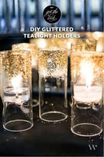 diy wedding decor ideas a touch of art deco gold the